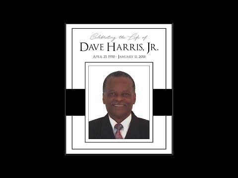 Dave Harris Jr Memorial
