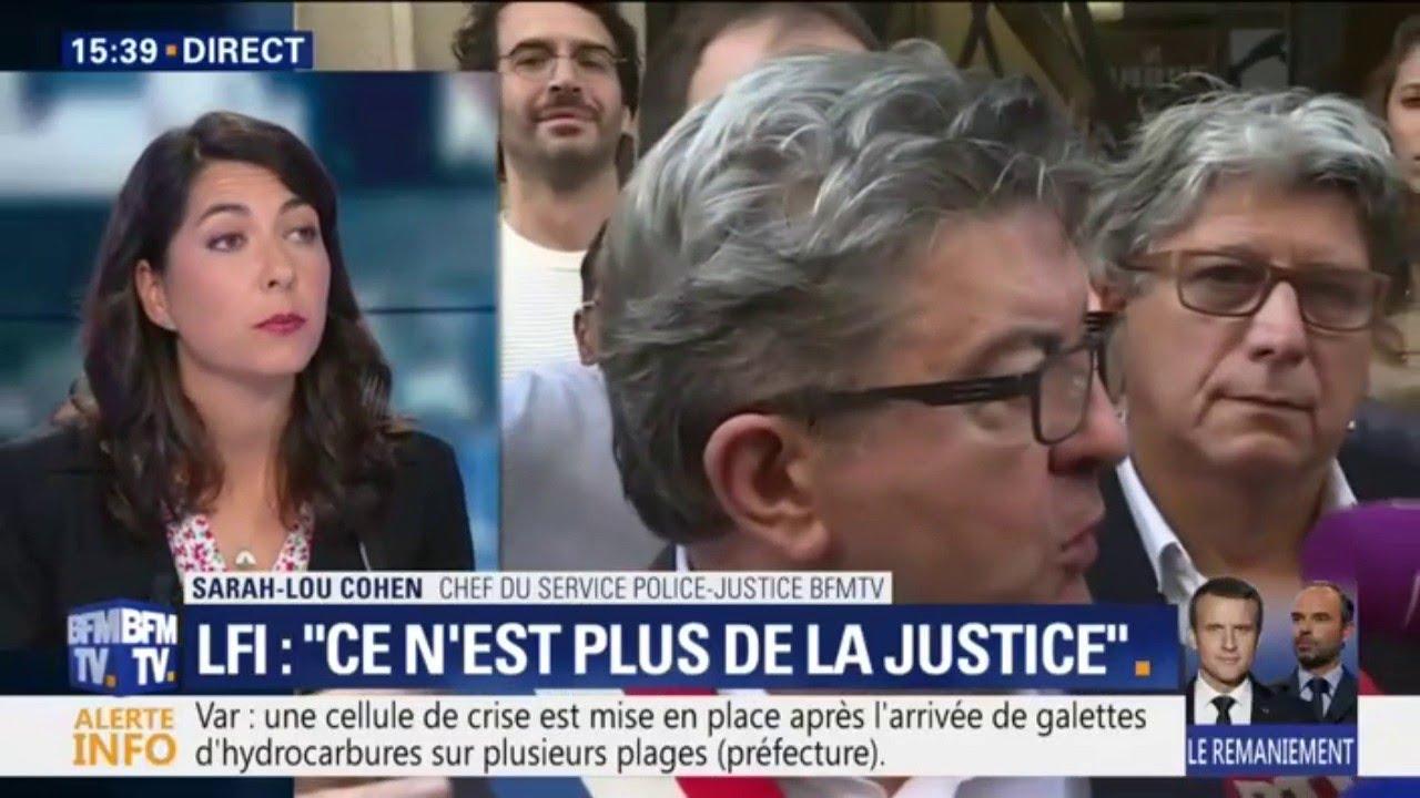 Pourquoi Mélenchon et la siège de La France insoumise ont-ils été perquisitionnés?