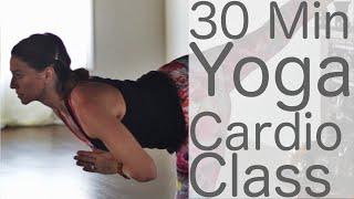 Yoga Cardio HIIT With Fightmaster Yoga
