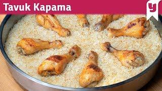 Pilavla Tavuk Kalabalık Sofralarınız İçin Buluşuyor: Tavuk Kapama - Yemek Tarifleri
