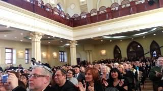 Siman Tov Turetsky Choir Kharkov Synagogue