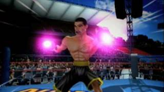 Ready 2 Rumble Revolution! (Wii) The Impersonator and Dragon Chew Video