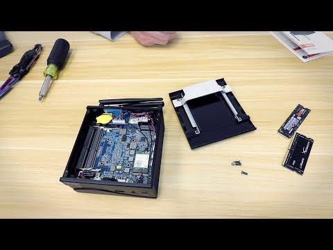 Azulle Inspire Review | Mini PC Barebone System