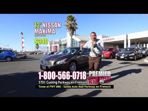 Premier Nissan Kia De Fremont 30 Second Car Specials Commercial