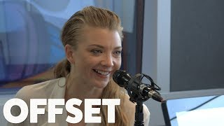 I should have started piano lessons year's ago! - Natalie Dormer on In Darkness