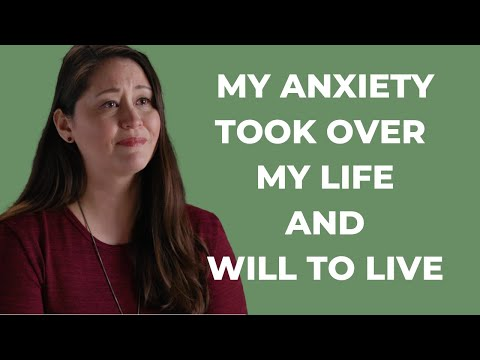 My anxiety was causing suicidal thoughts
