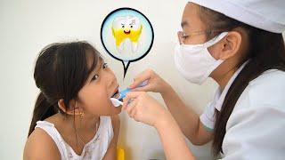 Dentist Song   Healthy Habits Nursery Rhymes & Kids Songs by LaLa kids