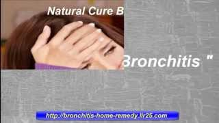 Natural Cure Bronchitis