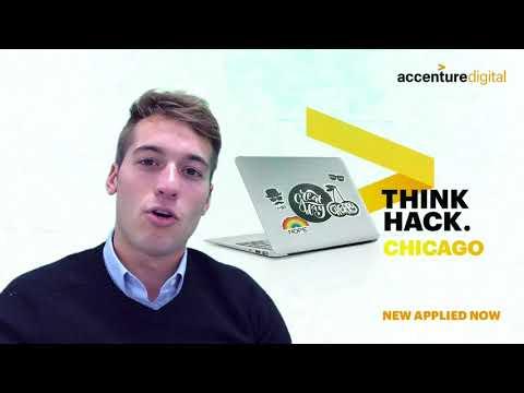 Global Accenture Digital Hackathon | Chicago