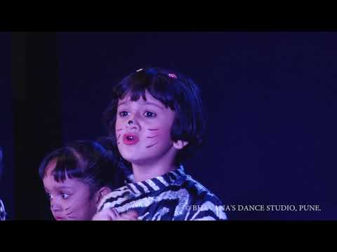 Bhavana's Dance Studio's Dance Drama Music festival 2018|jungle theme|