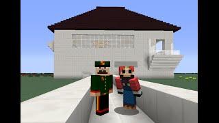 Механический дом в Minecraft 1.7.2 - 1.7.10