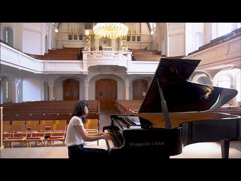Clara Schumann - Nocturne Op.6 No.2 | Tiffany Poon