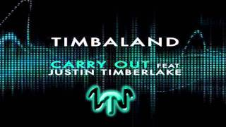 Timbaland ft. Justin Timberlake - Carry Out (Soundpusher & DJ Rock City Remix)