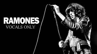 Ramones - The KKK Took My Baby Away (Vocals Only)