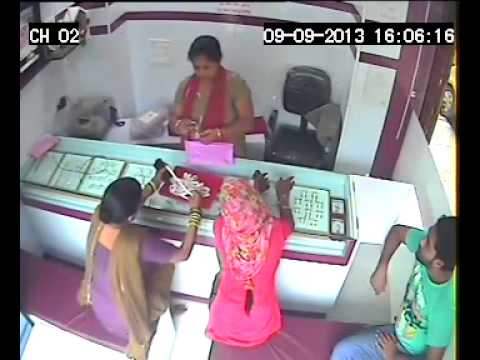 Jewellery Thief