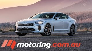 Kia Stinger 330Si at Australia