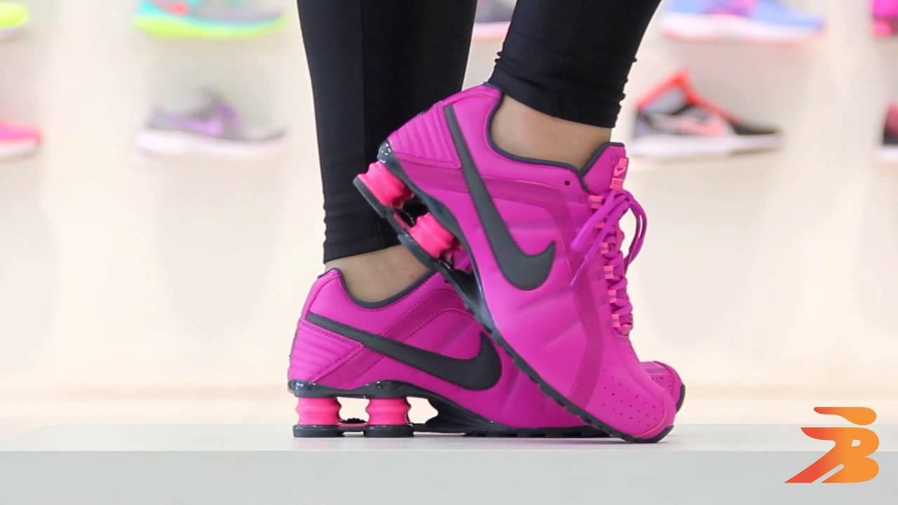 9956bfa85f2 Tênis Nike Shox Junior