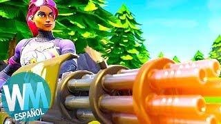 Top 10 GENIAL Items in FORTNITE!
