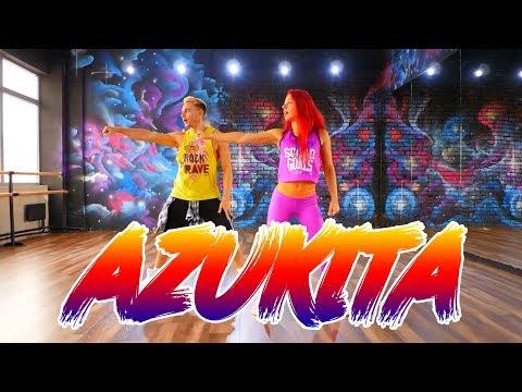 """AZUKITA"" / Zumba® Choreo With Roman & Julia (Aoki, D.Yankee, Play-N-Skillz & E.Crespo)"