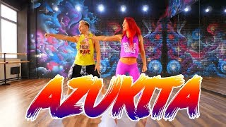 &quotAZUKITA&quot Zumba(R) choreo with Roman &amp Julia (Aoki, D.Yankee, Play-N-Skillz &a ...
