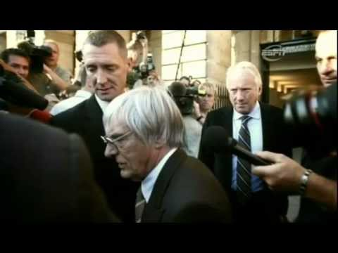 Legends of F1 - Bernie Ecclestone
