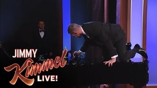 Jimmy Kimmel Live - I Wanna Channing All Over Your Tatum By Jamie F...