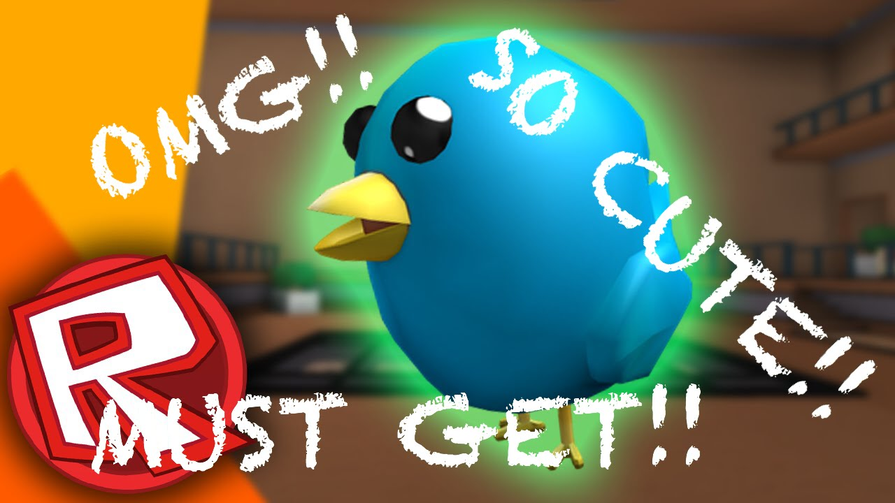 ROBLOX Promo Code:Twitter Bird | Doovi