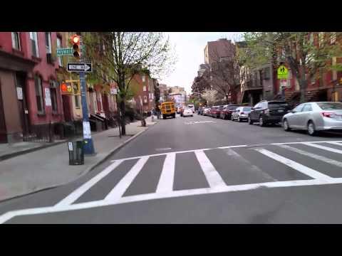 Walking around of Williamsburg, Brooklyn