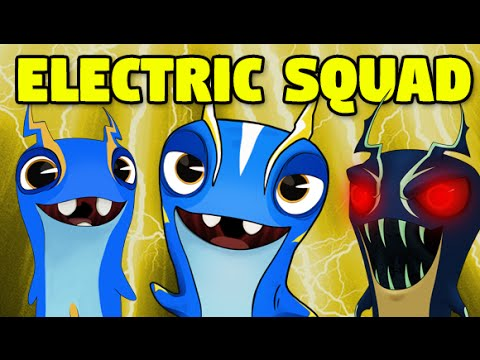 slugterra slug it out bajoterra 106 electric squad