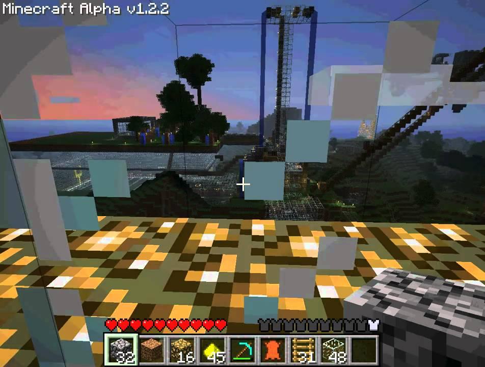 Arch St Louis Minecraft