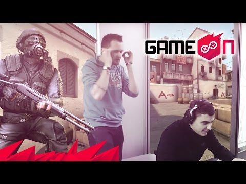 Mantas ir Rolandas ruošiasi GameON CS:GO Baltic Cup