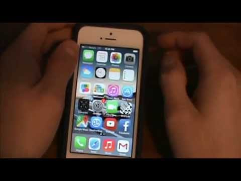 Making Your Own iPhone Ringtones/Itunes File Sharing - Channel CGE Tech Video 2