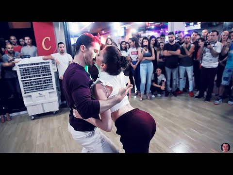 Ofir And Ofri @Social Sensual Bachata Dance [The Tuth Untold]