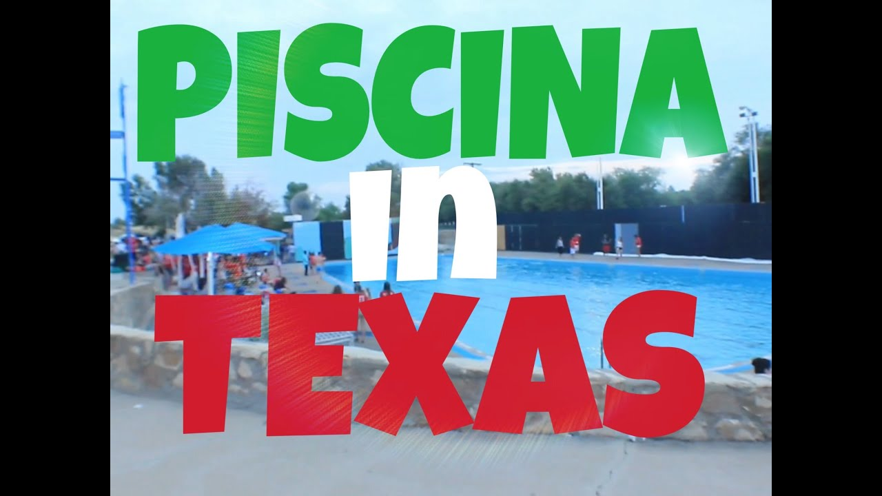 Texas Festa In Piscina By Lorenzo Vlog 41 Youtube