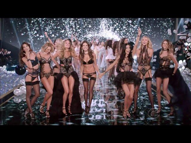 Victoria Secret Show 2014 Models Fashion