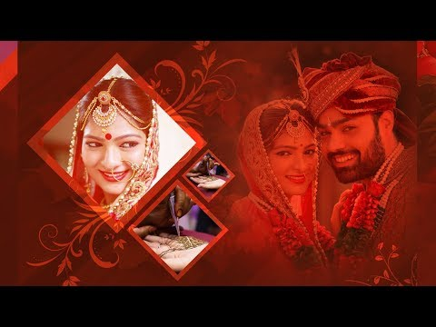 How to create wedding album cover & first page design hindi tutorial thumbnail