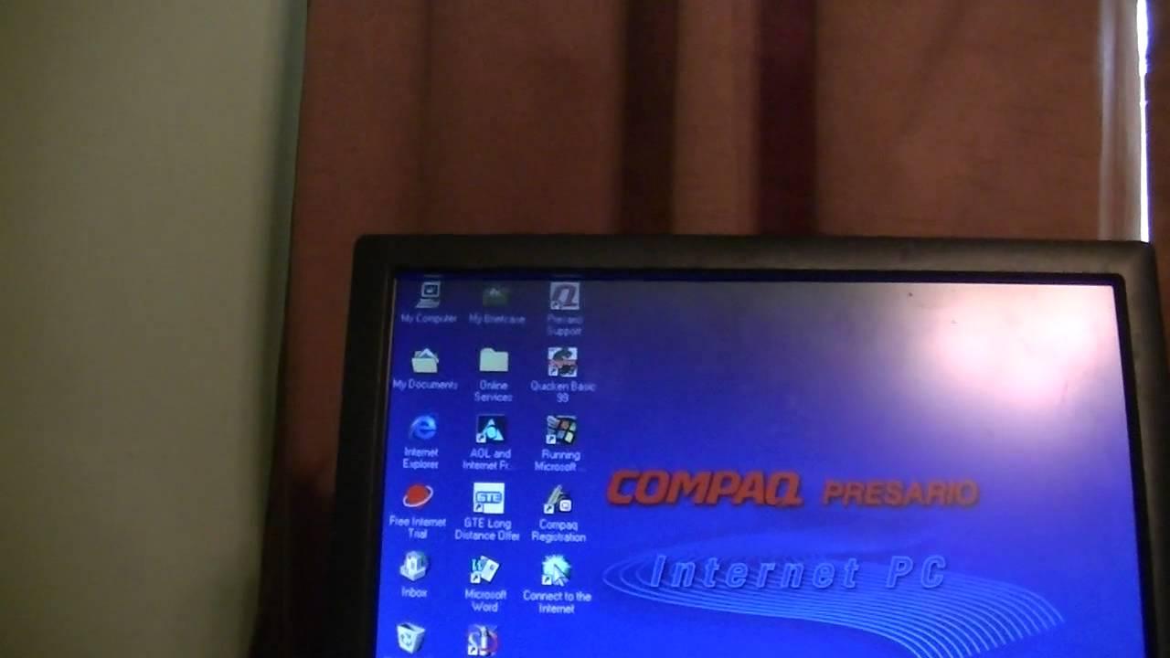 NEW DRIVERS: COMPAQ PRESARIO 5151 VIDEO