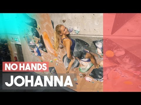 Power VS Flexibility  - Johanna - Thor - Eric - Bouldering