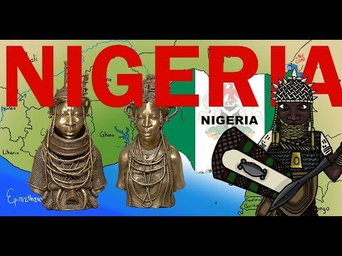The history of Nigeria explained in 6 minutes  (3,000 Years