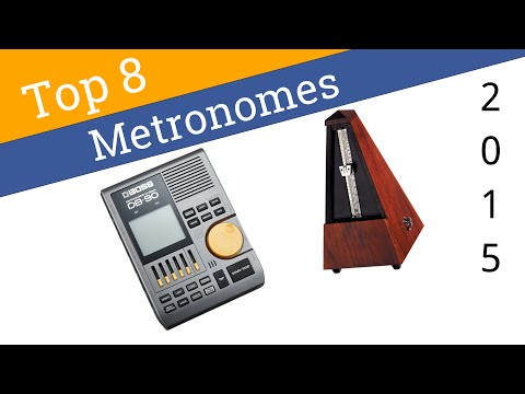 8 Best Metronomes 2015