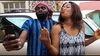 chief imo & ister maggi the celebrity (Chief Imo Comedy)