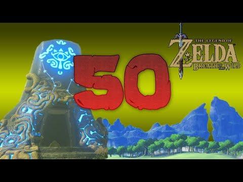 Zelda Breath of The Wild [50]: Five Shrines
