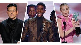 SAG Awards 2019: Most Memorable Moments Video
