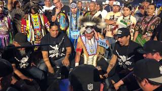Iron Boy Drum - Iron Boy Clip 2 Prior Lake, MN | Northern - Gathering Of Nations Powwow 2018
