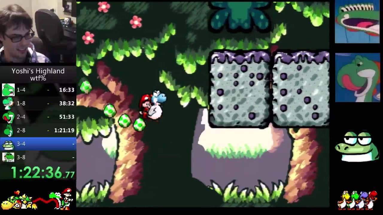 Mario 64 magic adventure plant hack - YouTube