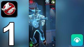 Video Ghostbusters: Slime City - Gameplay Walkthrough Part 1 - China: Floors 1-7 (iOS, Android) download MP3, 3GP, MP4, WEBM, AVI, FLV Januari 2018