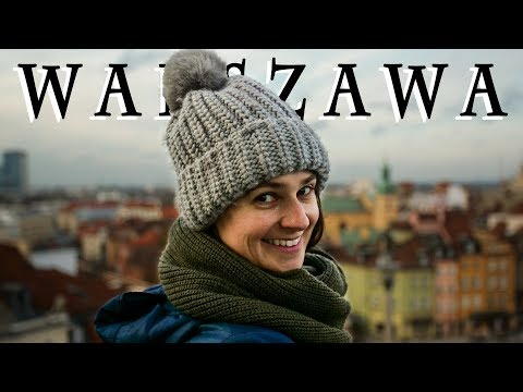 I can't believe I DIDN'T KNOW THIS about POLAND! Warsaw Travel Vlog 1