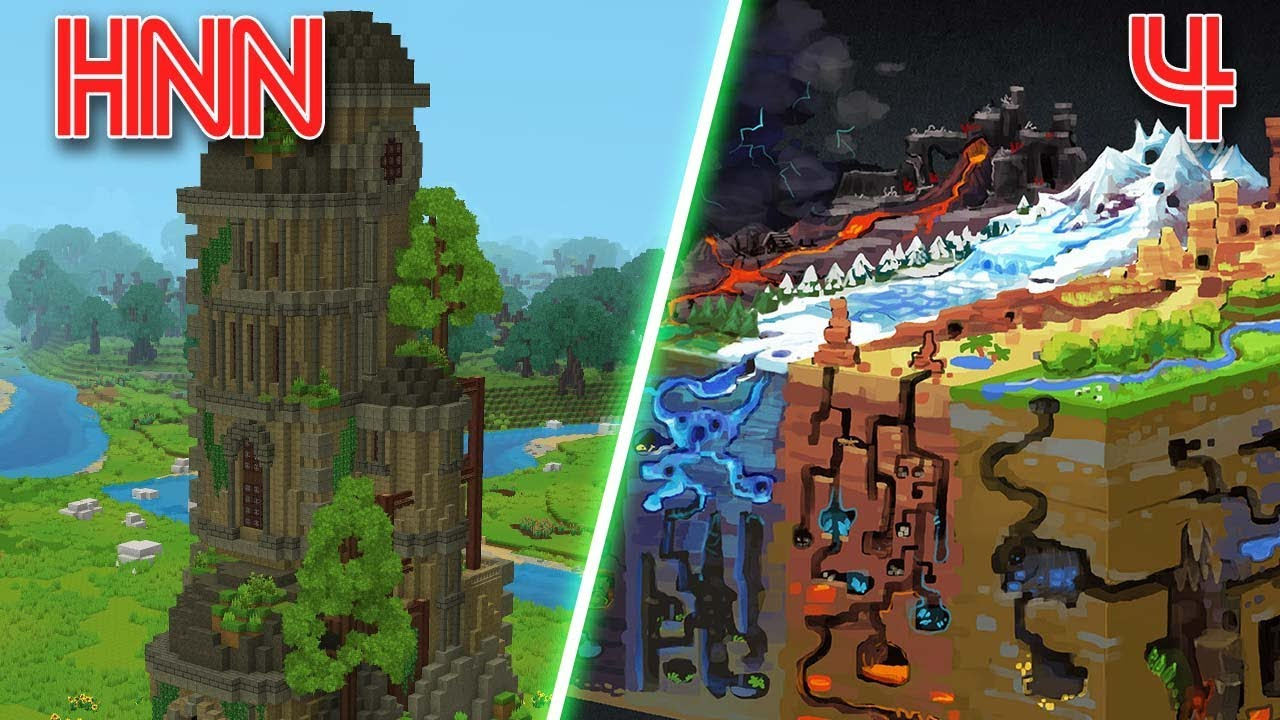 WORLD GENERATION AND DUNGEONS | Hytale News Network | 4