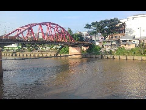 Asal Mula Nama Sungai Ogan dan Dusun Baturaja | Sungai Ogan Meluap