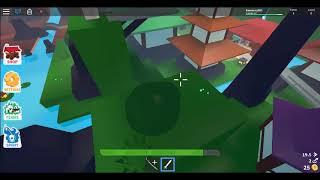[SHURIKEN!] Ninja Wizard Simulator / roblox / parte 1